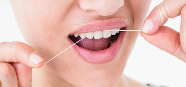 Flossing: A Step for Healthier Teeth