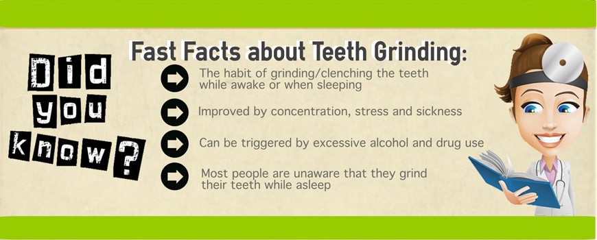 Teeth Grinding Facts Causes Symptoms And Treatments