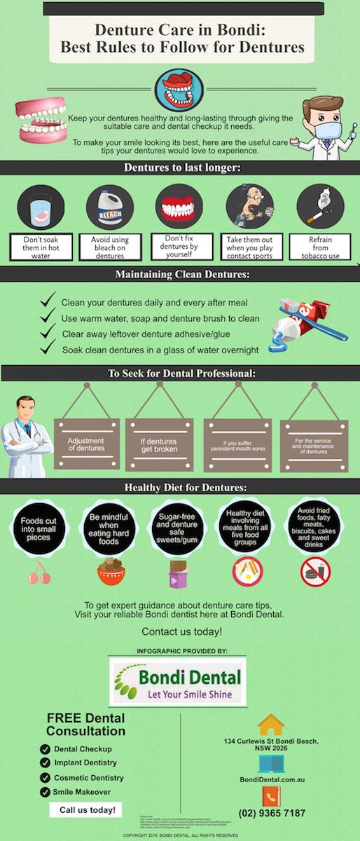 Best rules to follow for dentures bondi dental denture care in bondi best rules to follow for dentures solutioingenieria Images