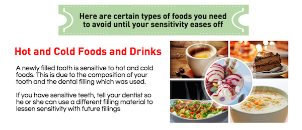 Foods You Shouldn T Eat After Tooth Filling Bondi Dental