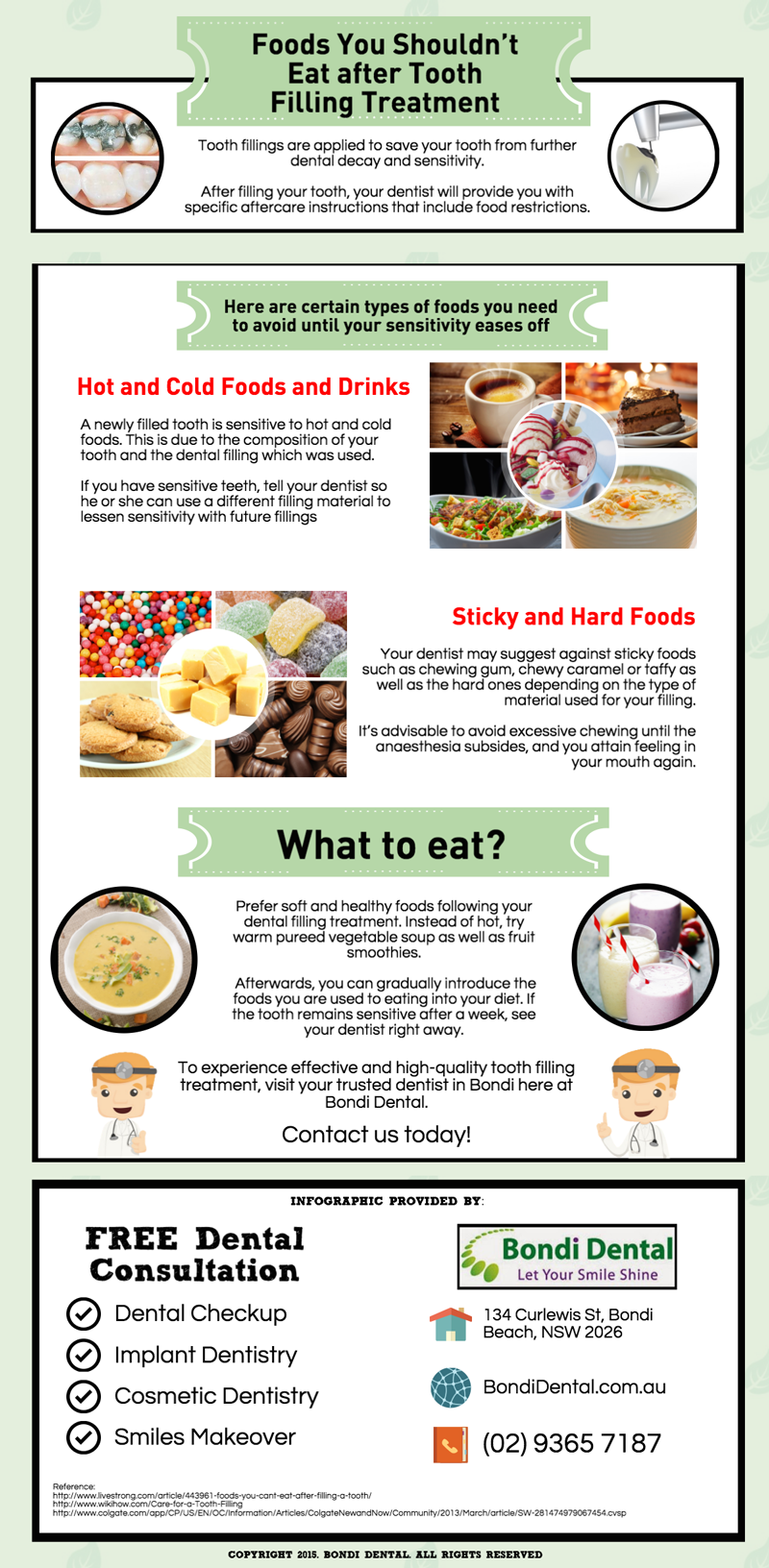 Foods To Eat After An Extraction