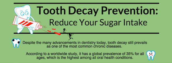 Tooth Decay Prevention: Reduce Your Sugar Intake