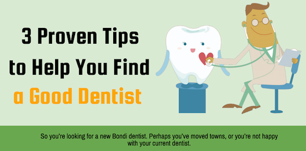 3 Proven Tips to Help You Find a Good Dentist