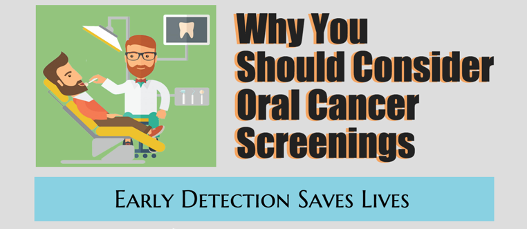 Why You Should Consider Oral Cancer Screenings