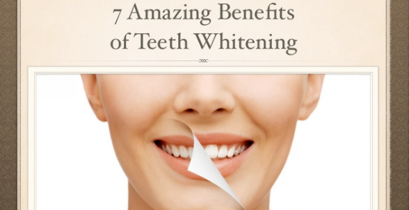 7 Amazing Benefits of Teeth Whitening