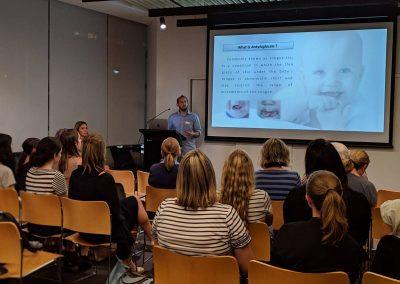 Dr Haddon Suttner Seminar