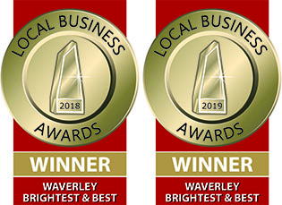 local business awards winner 2018 and 2019
