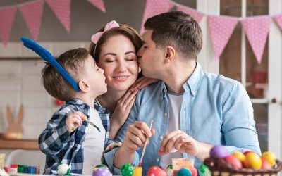 Top 8 Ideas for Easter at Home from Bondi Dental