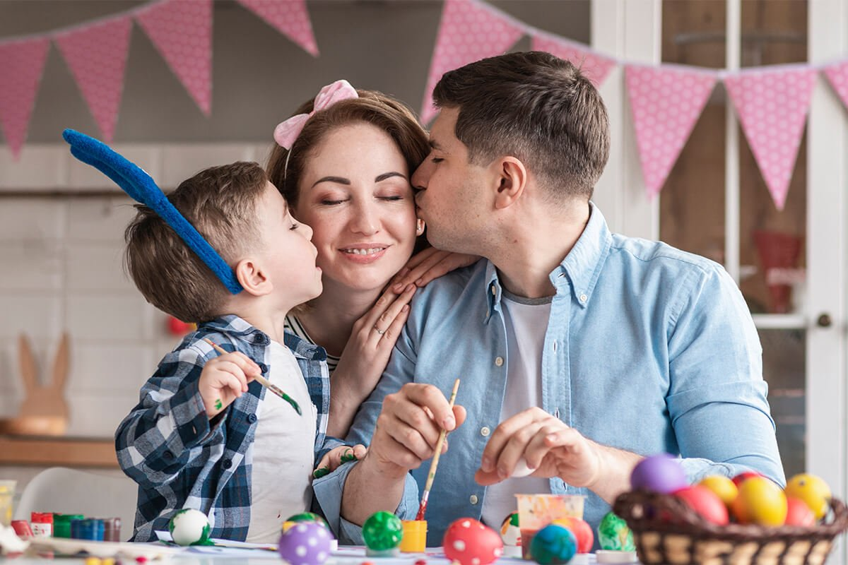 Top 8 Ideas for Easter at Home from your Bondi dentist